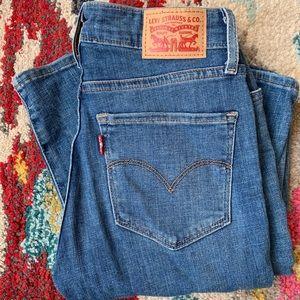 721 Levi Strauss Jeans